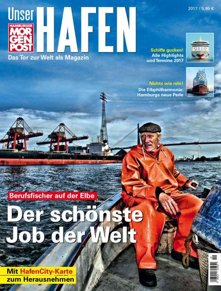 Unser Hafen April 28, 2017 00:00