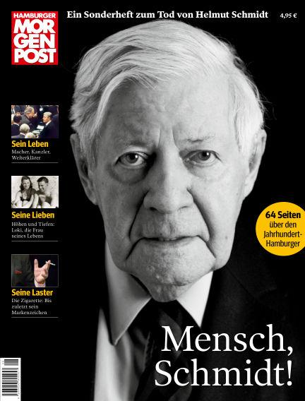 Mensch, Schmidt!
