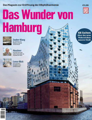 Elbphilharmonie - Das Wunder von Hamburg (Sonderheft) 1