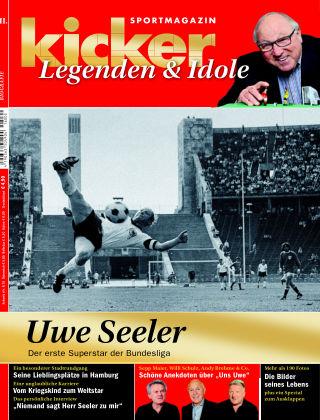kicker Legenden & Idole Uwe Seeler
