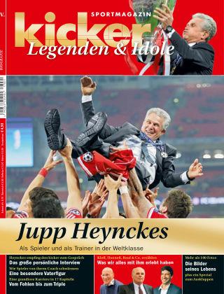 kicker Legenden & Idole Jupp Heynckes