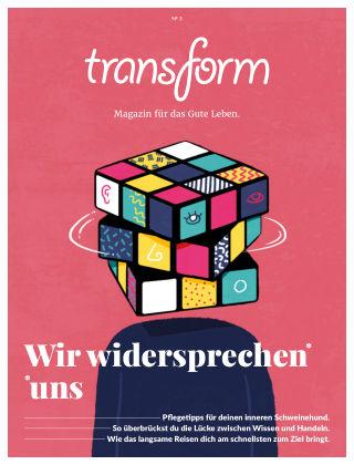 transform Magazin 3 - Widersprüche