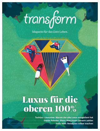 transform Magazin 5 - Luxus