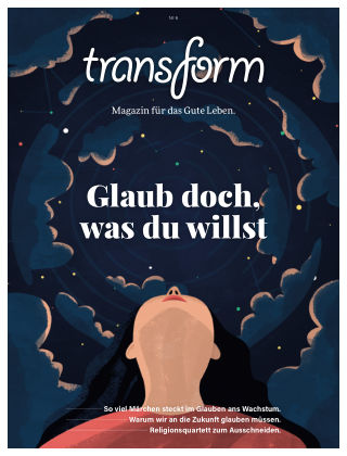 transform Magazin 6 - GLAUBE