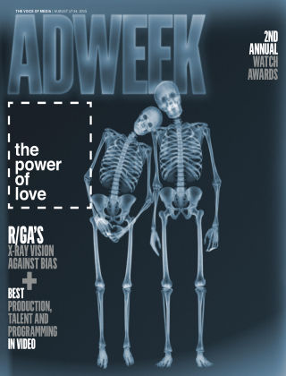 Adweek August 17, 2015