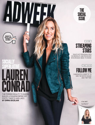 Adweek September 14, 2015