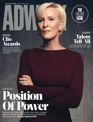 Adweek September 28, 2015