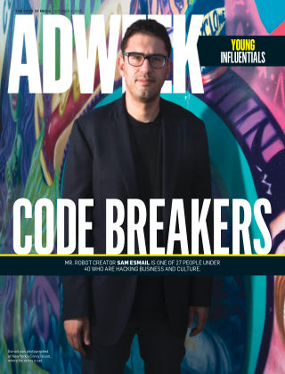 Adweek October 5, 2015
