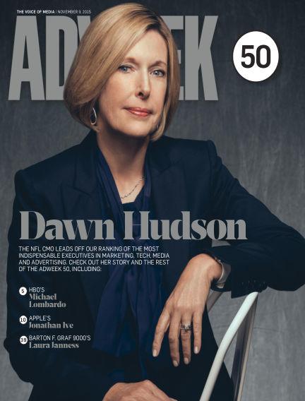 Adweek November 08, 2015 00:00