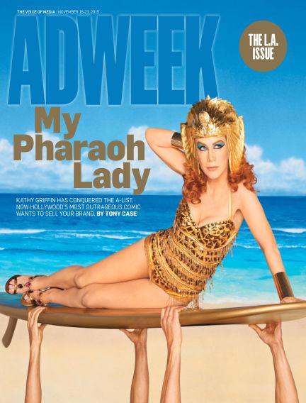 Adweek November 15, 2015 00:00