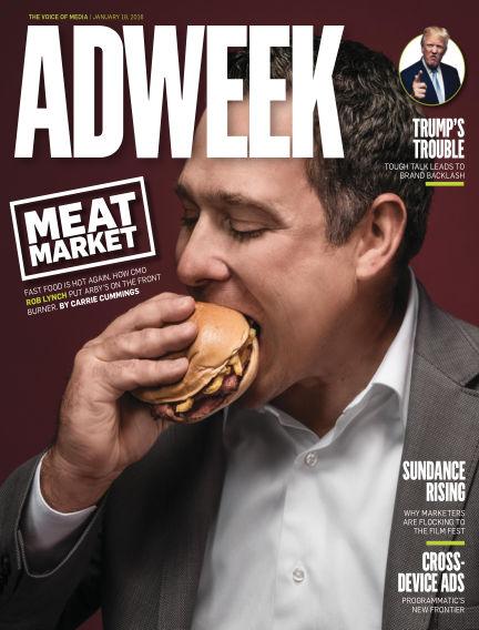Adweek January 17, 2016 00:00