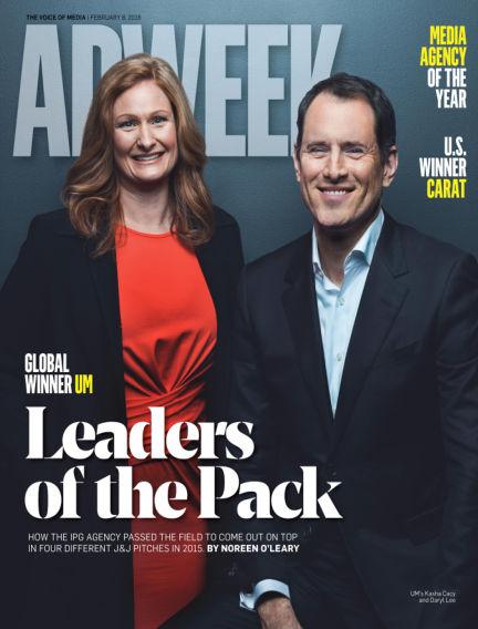Adweek February 07, 2016 00:00