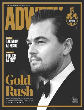 Adweek Feb 22 2016