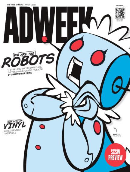 Adweek March 06, 2016 00:00