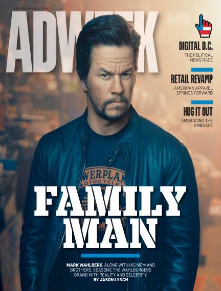 Adweek March 13, 2016 00:00