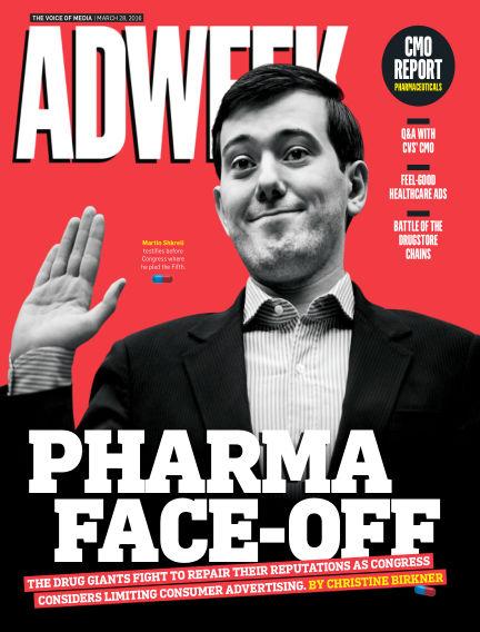 Adweek March 27, 2016 00:00