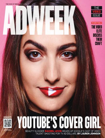Adweek May 01, 2016 00:00