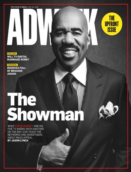 Adweek May 15, 2016 00:00