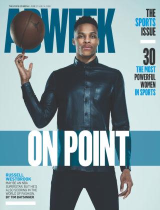 Adweek Jun 27 2016