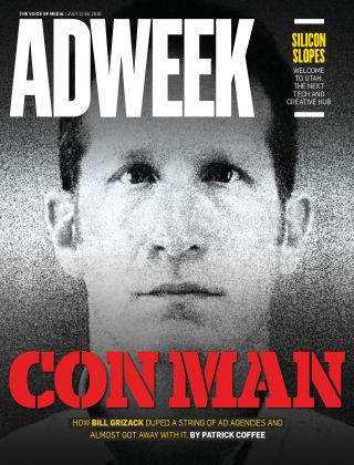 Adweek Jul 11 2016