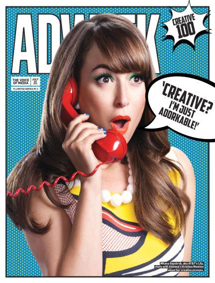 Adweek July 24, 2016 00:00