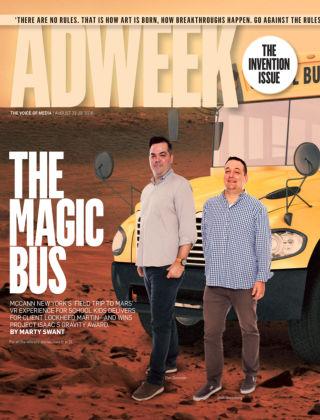 Adweek Aug 22 2016