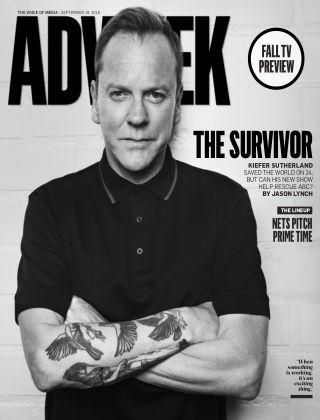 Adweek Sep 19 2016