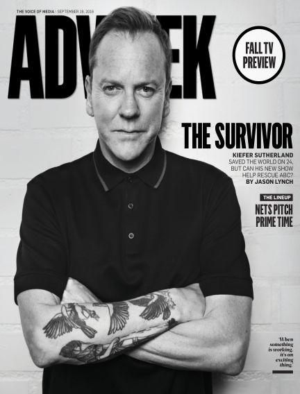 Adweek September 18, 2016 00:00