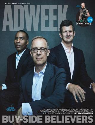 Adweek Sep 26 2016
