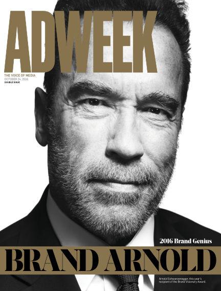 Adweek October 23, 2016 00:00