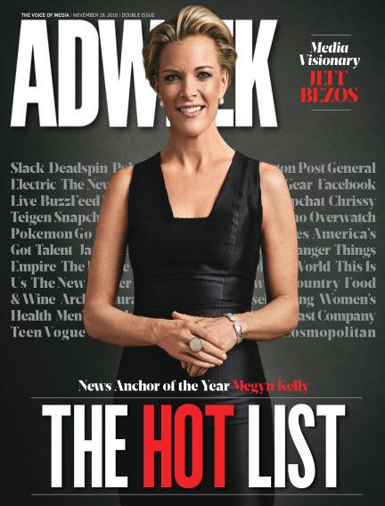 Adweek November 27, 2016 00:00