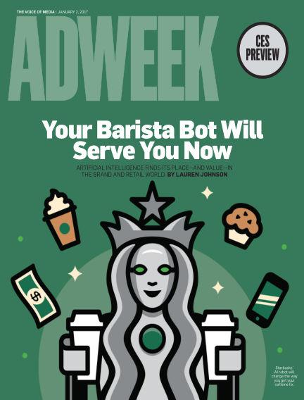 Adweek January 02, 2017 00:00