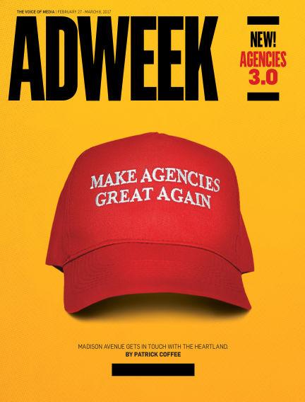 Adweek February 27, 2017 00:00