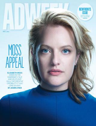 Adweek May 1 2017