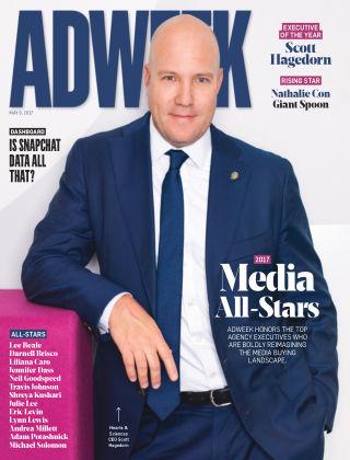 Adweek May 8 2017