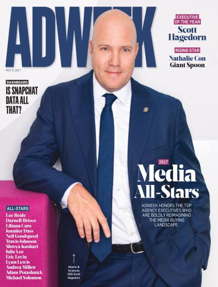 Adweek May 08, 2017 00:00