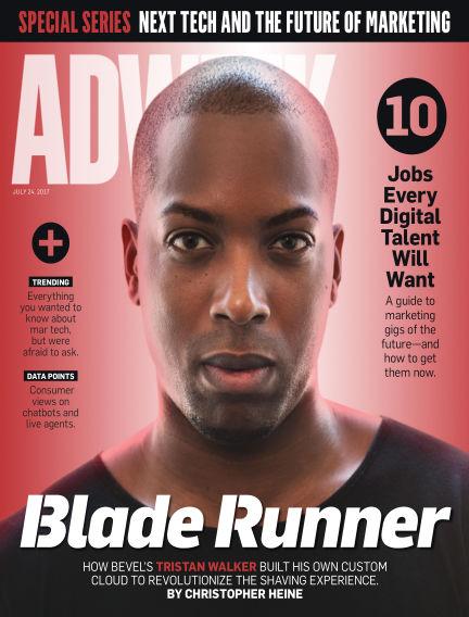 Adweek July 24, 2017 00:00