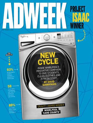 Adweek Sep 11 2017