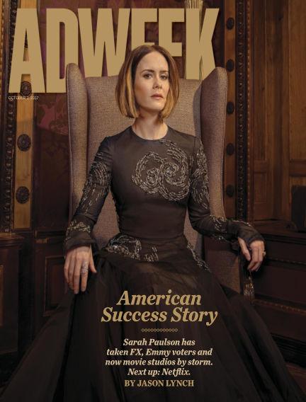 Adweek October 02, 2017 00:00