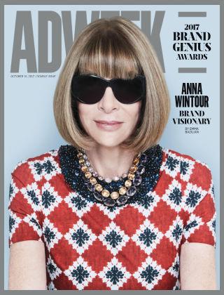 Adweek Oct 16 2017