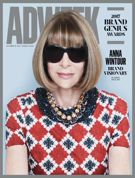 Adweek October 16, 2017 00:00