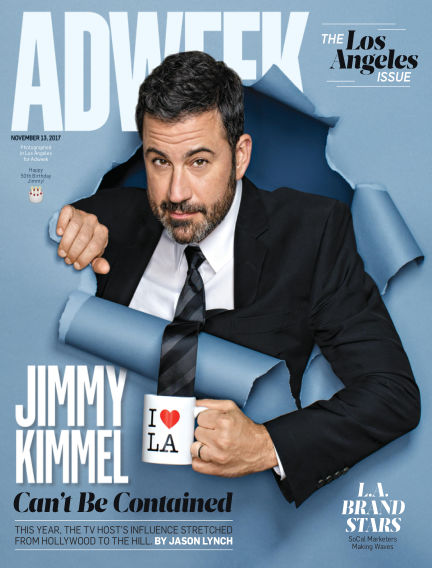 Adweek November 13, 2017 00:00