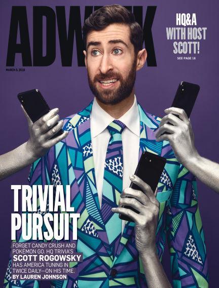 Adweek March 05, 2018 00:00
