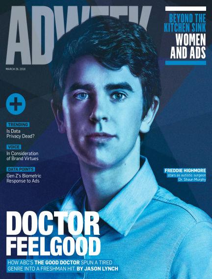 Adweek March 26, 2018 00:00