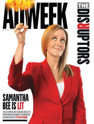 Adweek May 7 2018