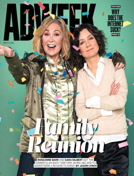 Adweek May 21, 2018 00:00