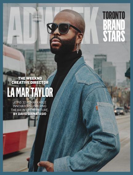 Adweek June 04, 2018 00:00