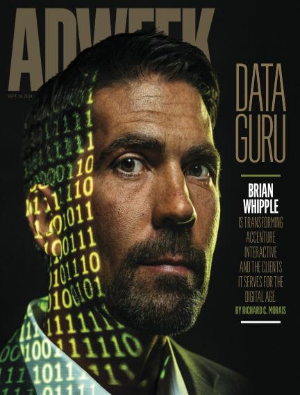 Adweek September 10, 2018 00:00
