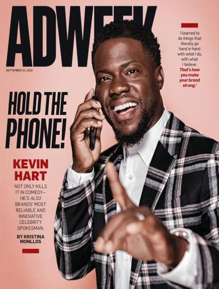 Adweek September 24, 2018 00:00