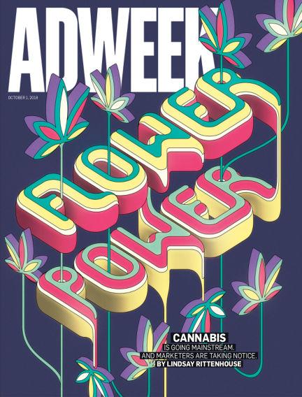 Adweek October 01, 2018 00:00